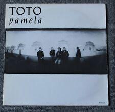 Toto, Pamela / you got me, SP - 45 tours