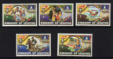Olympics Basotho Stamps