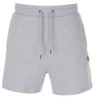 JACK AND JONES Andres Shorts Mens Light Grey Marl Small *REF154