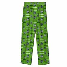 Outerstuff MLS Youth Boys (8-20) Seattle Sounders FC Allover Logo Sleep Pants