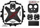 Black Honeycomb DJI Phantom 4 P4 Skin Wrap Decal Sticker Vinyl Skinz Ultradecal