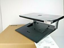 New Dell J858C Docking Station Monitor Stand For Latitude + Precision Laptops