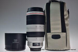 Canon EF 100-400mm f/4.5-5.6L IS II USM Excellent