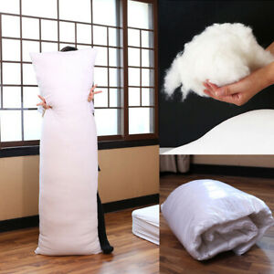 Anime Dakimakura Long Hugging Pillow Inner Body Cushion PP Cotton or Cover 150cm
