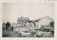 WWII African American GI T/4 Cottman's bombed Nuremberg, Germany photo #3