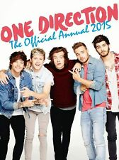 ONE DIRECTION THE OFFICIAL ANNUAL 2015 - BRAND NEW / COLLECTORS ITEM