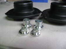 ESCORT Mk2,RBTM,PAIR, SMALL HOLE SPHERICAL BEARING TOP MOUNTS WITH 5/8 SLEEVES