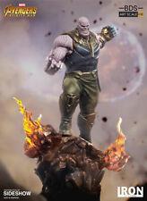 *100% Authentic*Figures Iron Studios Statue Toys Marvel 1:10 Thanos