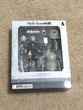 Square Enix BRING ARTS NieR Automata 2B & Machine Figure Set New/Sealed/Mint