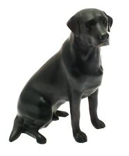 Labrador Figurine Bronze Sculpture Dog Ornament