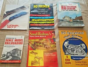 4 Railroad Catalogs 1979 Walthers HO,1976 HO Primer & RR that grow & Small RR