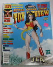 Toy Review Magazine Transformers Wonder Woman May 2000 No.91 082115R