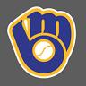 Milwaukee Brewers Wisconsin Vintage Logo 1978-1993 Sticker Vinyl Vehicle Decal