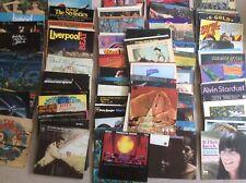 Classic Rock Record Collection (100+ LP's Bundle) Pop, Rock, Psych, Soul, Blues