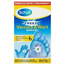Scholl Freeze Verruca Wart Remover Easy Removal Foot Care Verucca Childen 4+