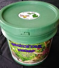 Whitetail Hemp Food Plot 20lb Bucket by Drop Tine Products plants 1.5 acres