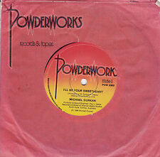MICHAEL DURKAN  I'll Be Your Sweetheart / Whatever You Say, Say Nothing 45