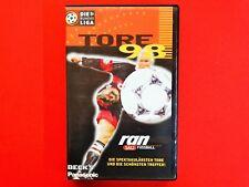 VHS - Video - Kassette: Tore 98 * Die Bundesliga * Z: gut * gebraucht