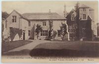 .ISLE OF WIGHT RARE EARLY 1900s POSTCARD. CARISBROOKE CASTLE VIEW NO 9 LL SERIES