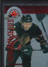 ALEXEI ZHAMNOV 1997/98 DONRUSS CANADIAN ICE #91 DOMINION BLACKHAWKS SP #128/150