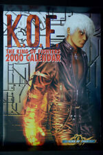 The King of Fighters calendar 2000 SNK Neo Geo 73x51, 5 cm 4524 mvs aes jamma Surface corporelle