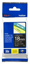 """Brother International Tze345 Brother Tze345 Label Tape - 0.75"""" Width - 1 Each"""
