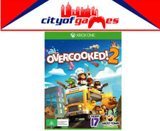 Overcooked! 2 Xbox One Game Brand New & Sealed In Stock