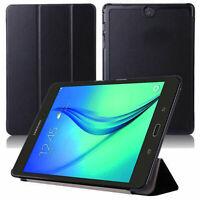 Book Cover für Samsung Galaxy Tab A SM T550 T555 Schutzhülle Tasche Hülle Case