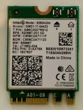 More details for intel 9260ngw wifi 802.11ac wireless adaptor card 9260ac