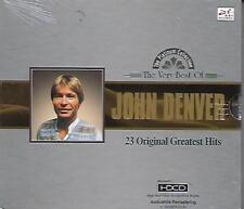 The Very Best of John Denver 23 Original Greatest Hits CD HDCD NEW Music