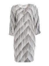 36 Größe 3/4 Arm Damenkleider aus Viskose