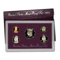 1989-S US Mint Proof Set