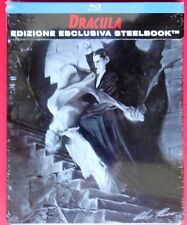 blu ray steelbook dracula bram stoker bela lugosi rare metalbox alex ross horror