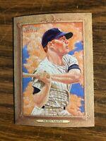 2007  Topps Turkey Red  # 107  Mickey Mantle New York Yankees NrMt