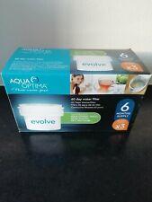 Aqua Optima Evolve 30 Day Water Filter Cartridge 3 PK 2 1