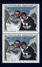 FRANCE-FRANCIA 1966 Crispin et Scapin; Peinture d'Honoré Daumier (1808-1879) (I)