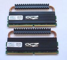 4GB (2 X 2 GB MATCHED PAIR) OCZ REAPER  SERIES DDR2-800 PC2-6400 RAM