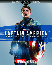 Captain America: The First Avenger Blu-ray 786936854855