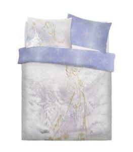Frozen Duvet Cover Set Rose Gold Limited Edition Disney Reversible