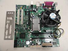 Intel D946GZIS Motherboard Intel Core 2 Duo E6420 2.4GHz Processor Fan Backplate