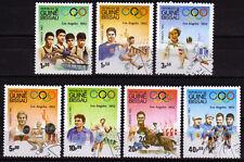 Guinea-Bissau 690-96, O, Olympiade Sommer 1932