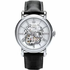 50 m (5 ATM) Wristwatches with Skeleton
