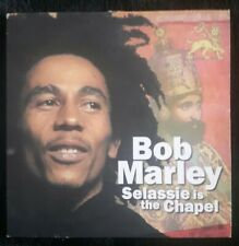BOB MARLEY SELASSIE IS THE CHAPEL 10 INCH promo