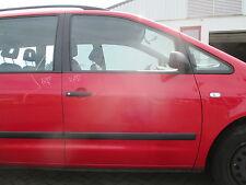 Tür vorne rechts VW Sharan Ford Galaxy Tornado Rot LY3D
