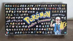 Jeu de société Pokémon Maître Dresseur - Complet