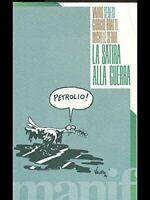 La satira alla guerraSenesi vauro Boatti giorgio Serra michelepolitica humour
