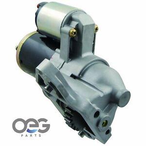 New Starter For Lincoln MKZ V6 3.5L 3496cc 213cid VIN C 07-12 M000T15671