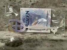 Disney Store Key Frozen Fan Fest Collectible Key Shop Disney LE Sold Out Rare