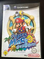 Nintendo Gamecube Spiel - SUPER MARIO SUNSHINE - Game Cube - Good OVP