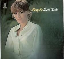PETULA CLARK ~ MEMPHIS ~ 1970 UK 11-TRACK STEREO LP ~ PYE NSPL 18345 [A-1/B-1]